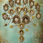 Carrol's Tree Five Generations
